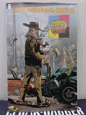 The Walking Dead #1 15th Anniversary Famous Faces Store Exclusive Variant