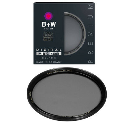 B+W XS-PRO UV MRC Nano 010M Digital Filter 49mm 52mm 58mm 62mm 67mm 72mm 82mm 77