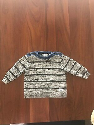 Country Road Baby Boys Jumper Sz 00 3 To 6 Months