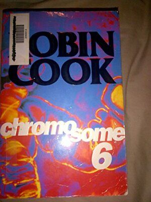 Chromosome Six by Cook, Robin Paperback Book The Cheap Fast Free Post