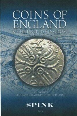 Coins of England and the United Kingdom 2013 by Skingley, Philip Book The Cheap