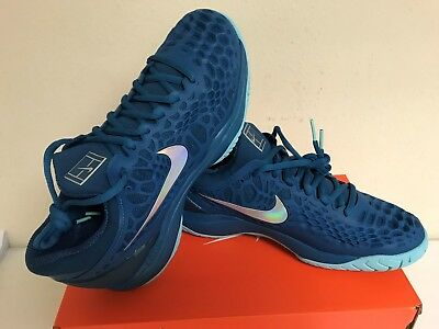 Nike Men's Zoom Cage 3 Tennis Shoe Style #918193 300