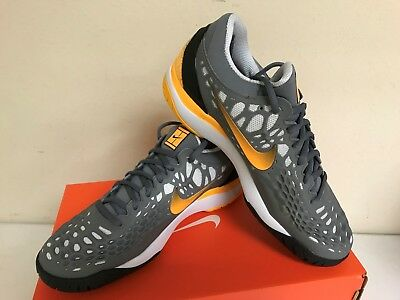 Nike Men's Zoom Cage 3 Tennis Shoe Style #918193 003