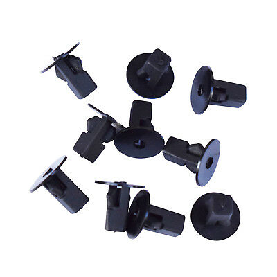 10pcs Clips For Toyota Lexus Screw Mounting Grommet Wheel Arch Inner Bumper Trim