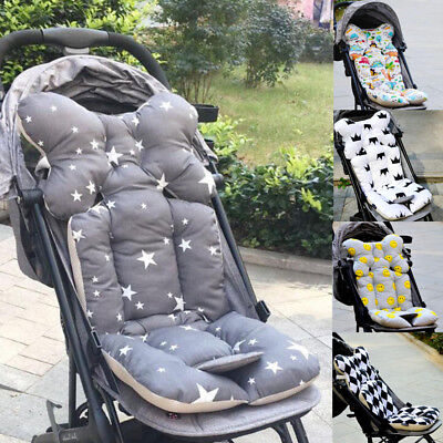 Baby Stroller Buggy Pram Pushchair Pad Liner Cover Mat Car Seat Chair Cushion ne