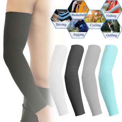 1Pair 5 Pairs 10 Pc Cooling Arm Sleeves Cover UV Sun Protection Basketball Sport