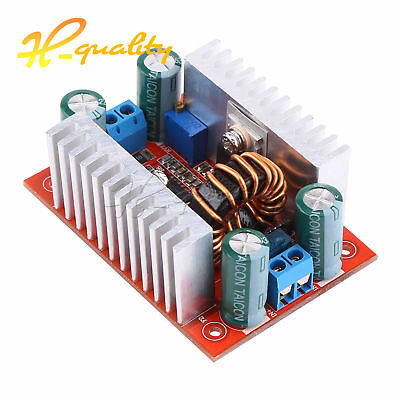 DC-DC 400W 15A Step-up Boost Converter Power Supply Module LED Drive New