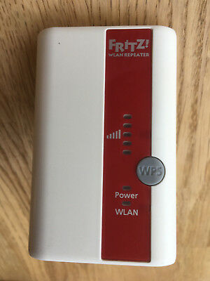 AVM 20002576 FRITZ!WLAN Repeater 310 Wireless Range Extender