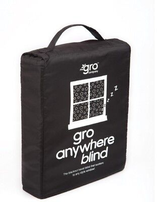 The Gro company Gro Anywhere blackout travel blind