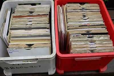 "Massive 45Rpm 7""(260 Off) Vintage Singles Job Lot From 1950/60/70/80/90's-2Xboxs"