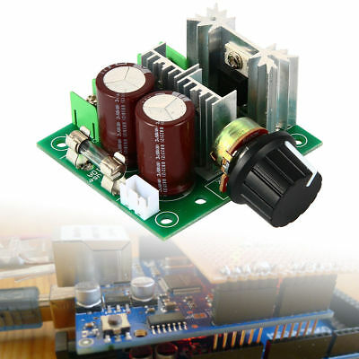 Modulation DC Motor Speed Control PWM With Knob Electric Controller 12V~40V 8A