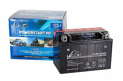 LTX9BS YTX9BS MBTX9U SEALED MOTORCYCLE  BATTERY TO CLEAR (over stock)
