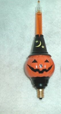 NEW Christopher Radko Shiny Brite Halloween Bubble Light Candolier Replacement
