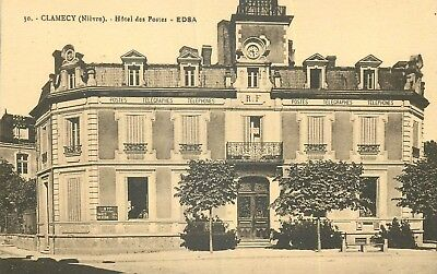 58 Clamecy Hotel Des Postes