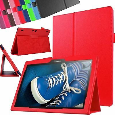 New Smart Stand For Lenovo Tab 3 10.1 Inch TB-X103F Leather Book Magnetic Case