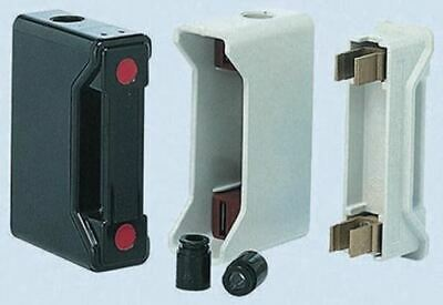 Cooper Bussmann Yes 32A Rail Mount Fuse Holder for A1 Fuse, 660V ac