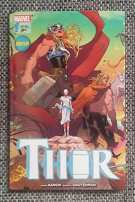 Thor 1 - Donner im Blut -  Paperback, Panini 2017