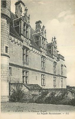 37 LOCHES le chateau royale