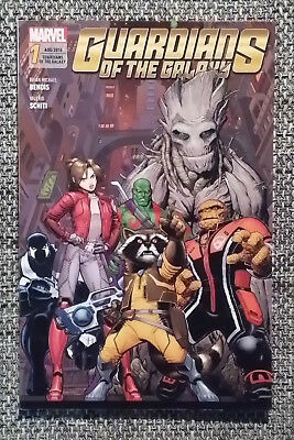 Guardians of the Galaxy 1 - Paperback 2016 Panini
