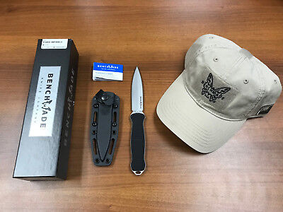 *New* Benchmade 133 Fixed Infidel D2 Dagger Blade Knife