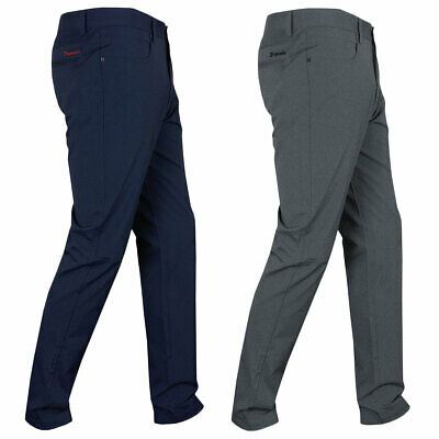 Dwyers & Co Mens 2019 Micro Tech Golf Technical Stretch Trousers 33% OFF RRP