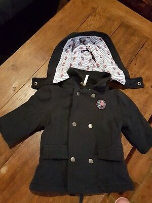 Manteau  orchestra taille 3 mois