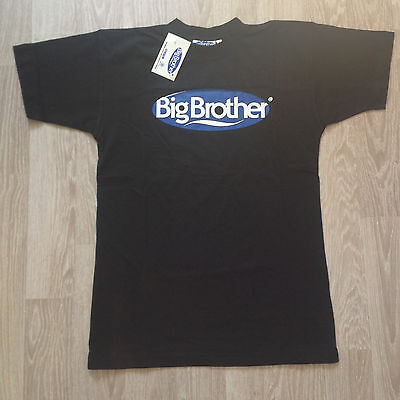 Big Brother-Shirt  - Größe S
