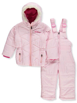 b75b6616a WEATHERPROOF BABY GIRLS' 2-Piece Snowsuit - $19.99 | PicClick