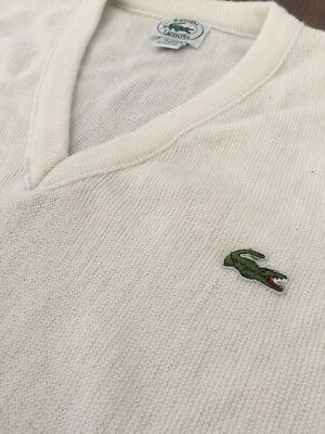 Lacoste Pullover Vintage 80s 90s