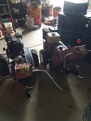 2 ditch witch 100sx cable or irrigation plows.