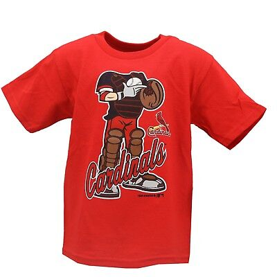 St. Louis Cardinals Official MLB Genuine Infant Toddler Size T-Shirt New Tags