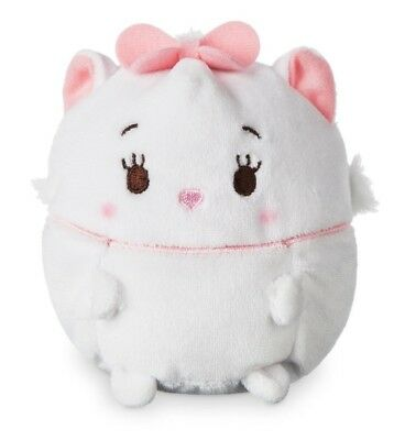 Authentic Disney Store Marie Scented Ufufy Plush Small - 4 1/2'' New With Tag
