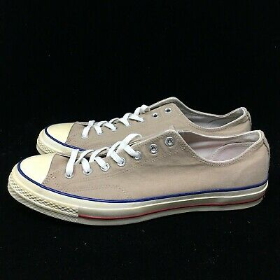 Converse Chuck Taylor All Star CTAS 70 Ox Vintage Khali Blue Red Tan 159568C  NEW 98dbb7a86