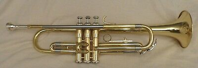 Kessler & Sons Solist 3 TRUMPET - with Protec Case & Mouthpiece, Great Condition
