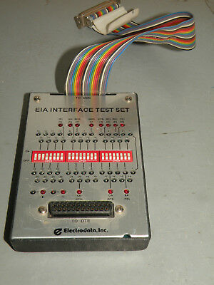 EIA Interface Test Set Electrodata ITS 2