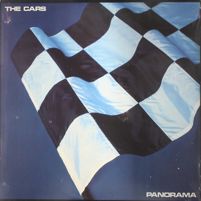 CARS Panorama NEW SEALED 1980 Vinyl LP Record New Wave Pop Rock Synth-Pop RARE
