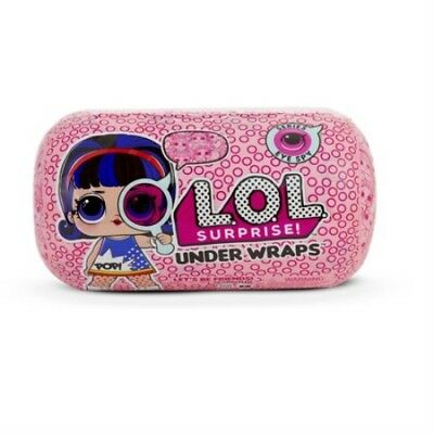 LOL Surprise Under Wraps Doll Eye Spy Series 1A Toy Gift MGA L.O.L Wave 1 NEW