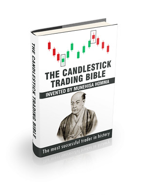 The Candlestick Trading Bible PDF + Premium Forex Trading A-Z  DVD📀