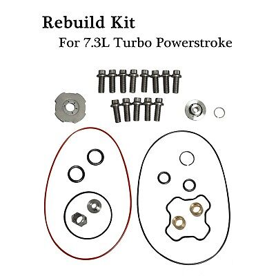 Powerstroke 7 3l Turbo Upgraded 360 Thrust System Rebuild Repair