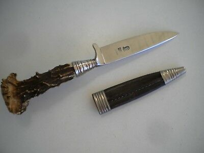 German fighting hunting trench boot knife marked MINT!!!