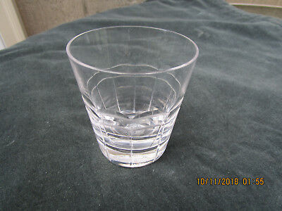 Vintage Cunard Steamship Co. Glass