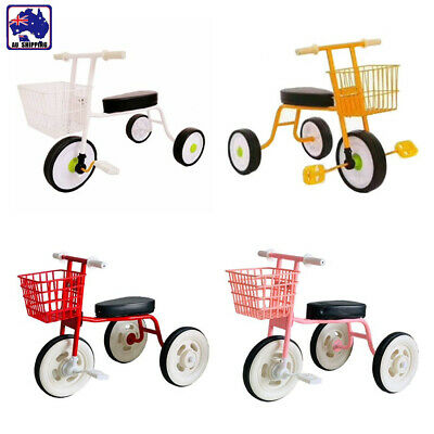 Kids Ride On Tricycle Trike Bike 3 Wheels Bicycle Children Toddler Toy BTR0029
