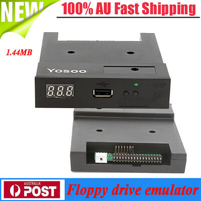 "3.5"" 1000 Floppy Disk Drive USB emulator Simulation 1.44MB  For Electronic Organ"