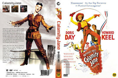 Calamity Jane (1953) - David Butler, Doris Day, Howard Keel  DVD NEW
