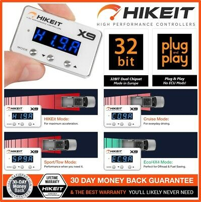 |HIKEit i Throttle Drive Pedal Controller for NISSAN NAVARA NP300 D40 PATHFINDER