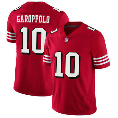 San Francisco 49ers Jimmy Garoppolo Home Game NFL Jersey