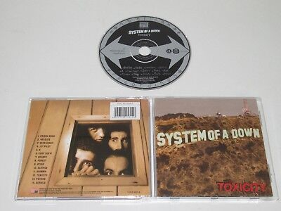 System Of A Down/Toxicity(American 501534 2) Cd Album