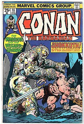 Conan The Barbarian #46, Fine Condition'