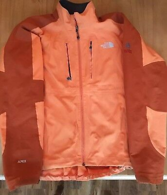 GENUINE Men's THE NORTH FACE SUMMIT SERIES SOFTSHELL APEX Jacket size L Coat.