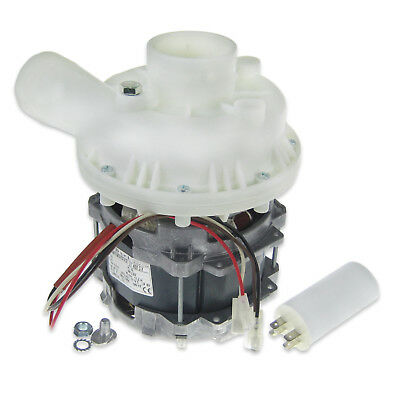 MAIDAID MAIN WASH PUMP 60mm IN 50mm OUT 230V 0.8kW MOTOR DISHWASHER MH100587
